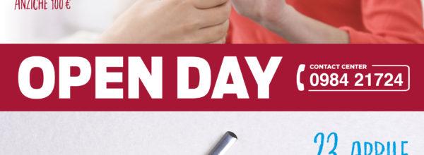 Open Day: Intolleranze alimentari e Visita Diabetologica