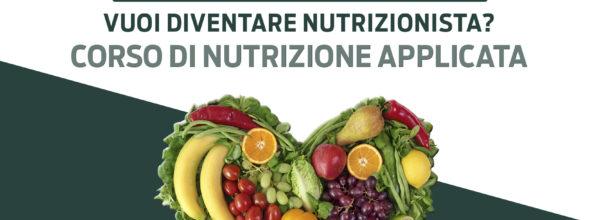 Corso di Nutrizione Applicata – 19-20-21 Ottobre